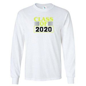 Youth Kids Class Of 2020 T-Shirt Long Sleeve